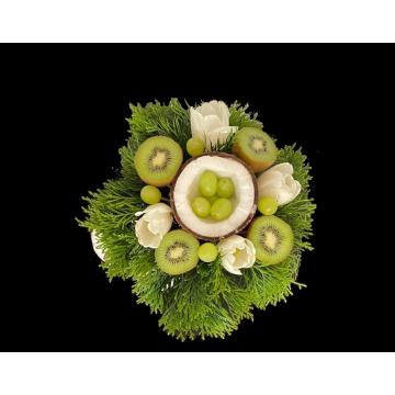 Aranjament Fructe si Flori...